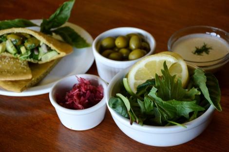 Paleo Greek Lunch #lowstarch #paleo #ankylosingspondylitis