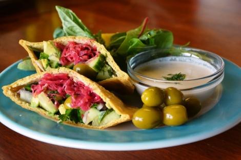 Paleo Greek Lunch #lowstarchpaleo #nsd