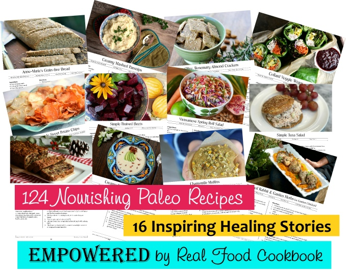 Empowered Cookbook Graphic
